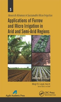 (ebook) Applications of Furrow and Micro Irrigation in Arid and Semi-Arid Regions