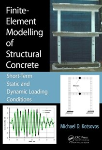 (ebook) Finite-Element Modelling of Structural Concrete - Business & Finance Organisation & Operations