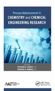 (ebook) Process Advancement in Chemistry and Chemical Engineering Research - Science & Technology Chemistry