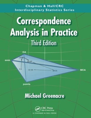 Correspondence Analysis in Practice, Third Edition