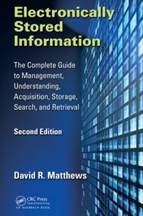 (ebook) Electronically Stored Information - Business & Finance Management & Leadership