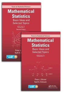 Mathematical Statistics: Package by Peter J. Bickel, Kjell A. Doksum (9781498740319) - HardCover - Business & Finance