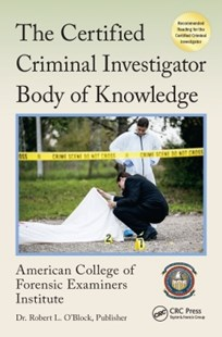 (ebook) The Certified Criminal Investigator Body of Knowledge - Reference Law