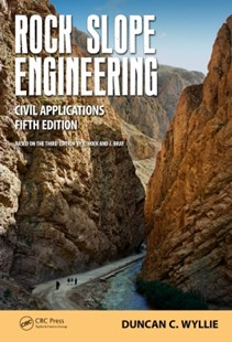 (ebook) Rock Slope Engineering - Business & Finance Organisation & Operations
