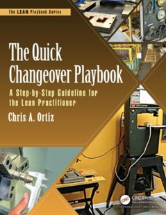 (ebook) The Quick Changeover Playbook - Business & Finance Management & Leadership
