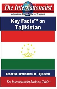 Key Facts on Tajikistan by Patrick W Nee (9781499121773) - PaperBack - Business & Finance Organisation & Operations