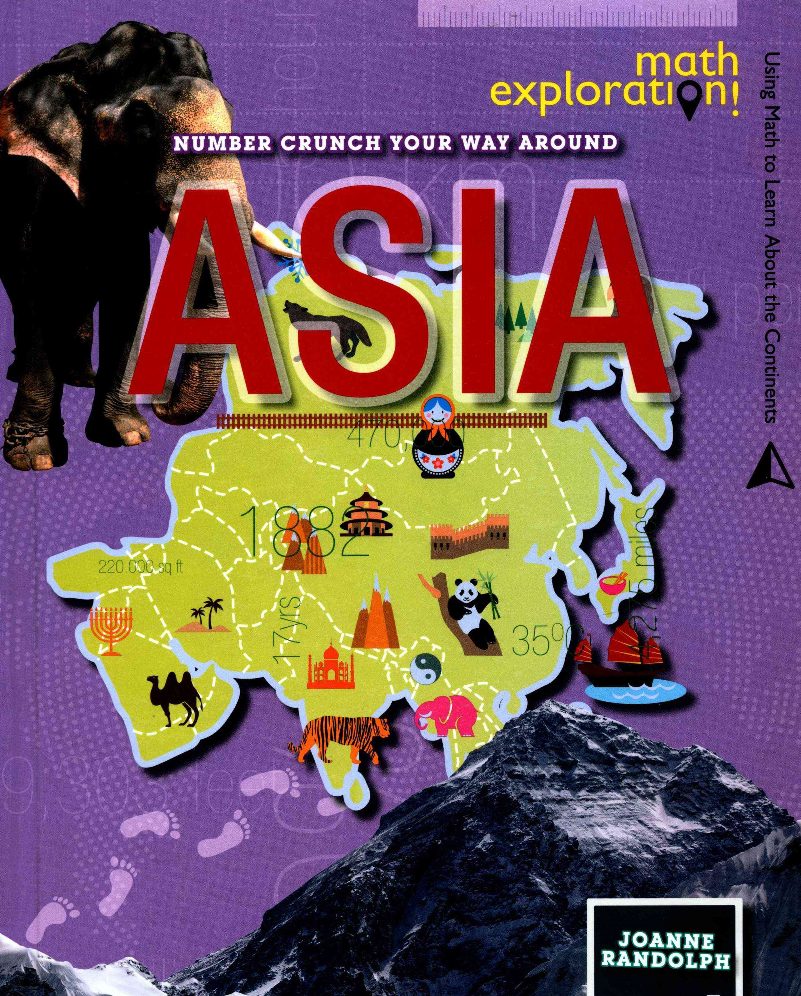 Number Crunch Your Way Around Asia