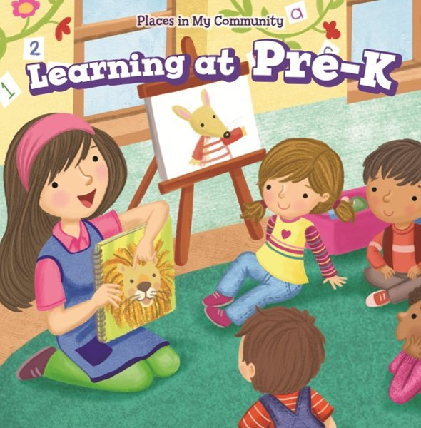 Learning at Pre-K