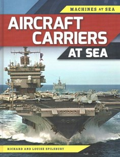 Aircraft Carriers at Sea - Non-Fiction Transport