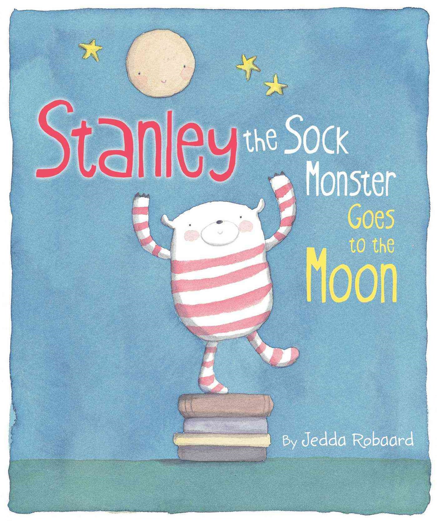 Stanley the Sock Monster Goes to the Moon