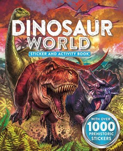 Dinosaur World by little bee little bee books (9781499801729) - PaperBack - Non-Fiction Animals