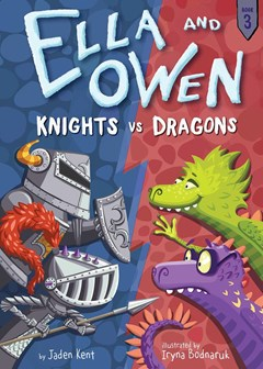 #3: Knights vs. Dragons