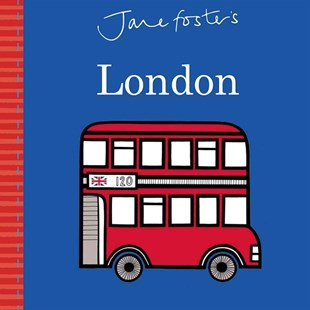 Jane Foster's Cities: London - Non-Fiction