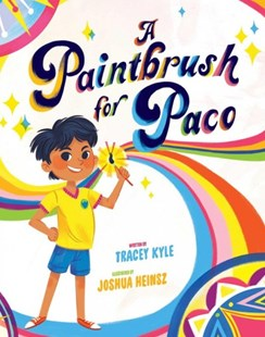A Paintbrush for Paco - Non-Fiction Art & Activity