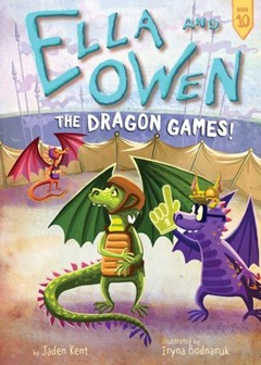 The Dragon Games!
