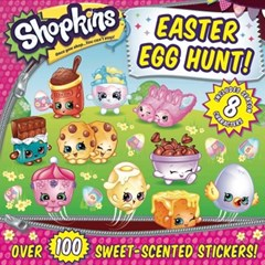 Shopkins Easter Egg Hunt!