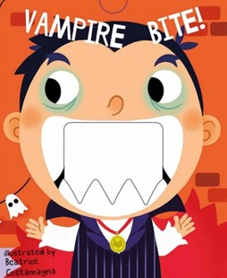 Vampire Bite! by Beatrice Costamagna, Little Bee Books (9781499807011) - HardCover - Children's Fiction Intermediate (5-7)