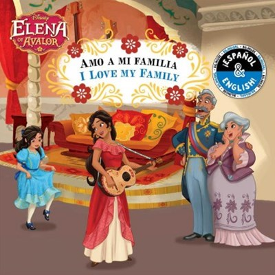 Welcome to Avalor Elena of Avalor TV Tie-in