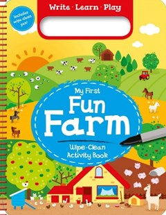 My First Fun Farm by Igloobooks (9781499881554) - PaperBack - Non-Fiction Animals