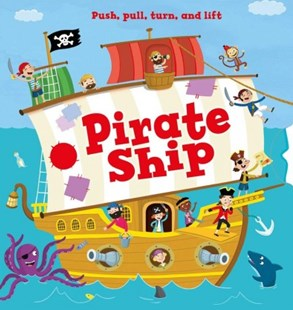 Pirate Ship by Igloobooks (9781499882186) - HardCover - Children's Fiction Intermediate (5-7)