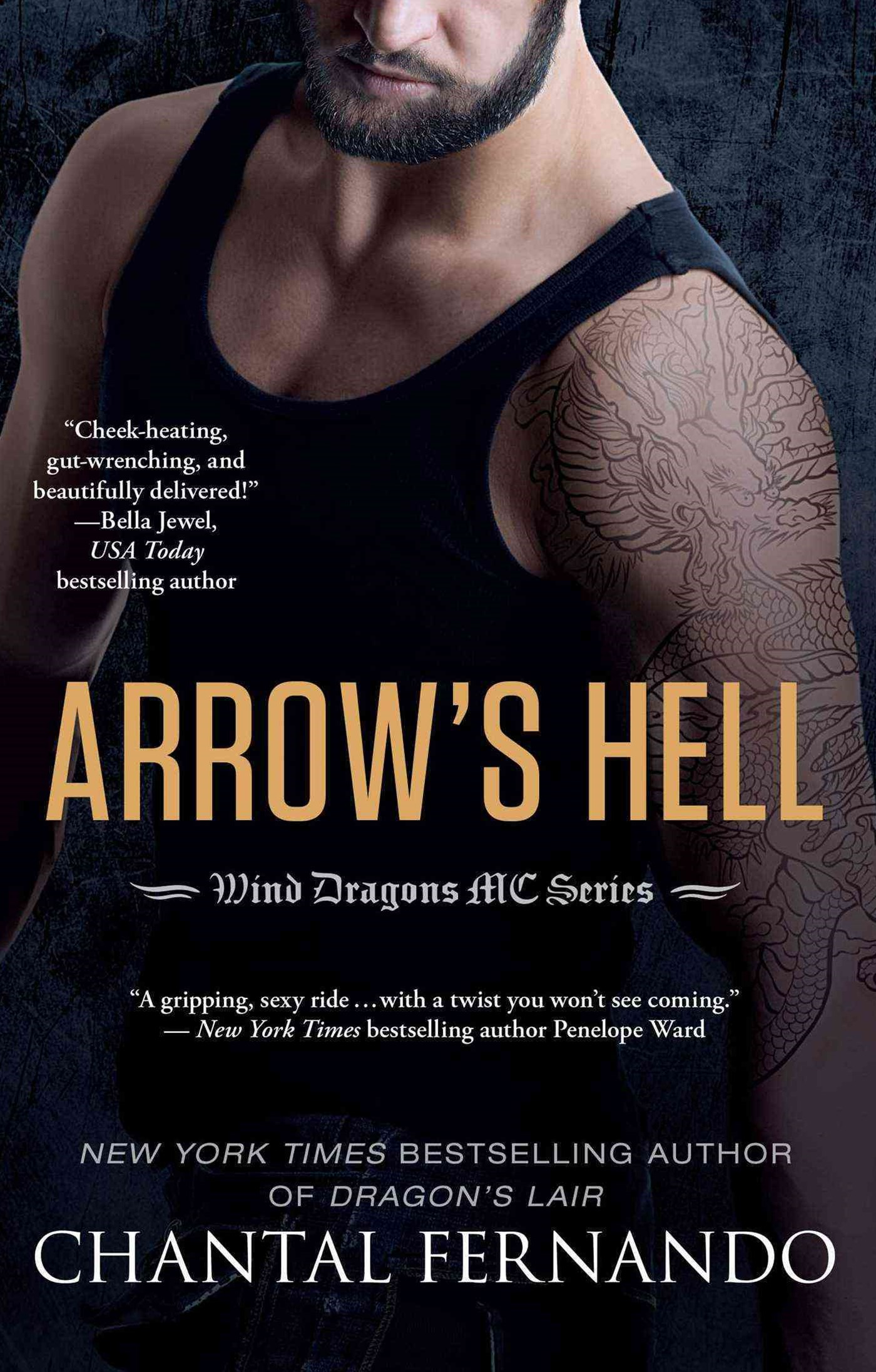 Wind Dragons Motorcycle Club: Arrow's Hell
