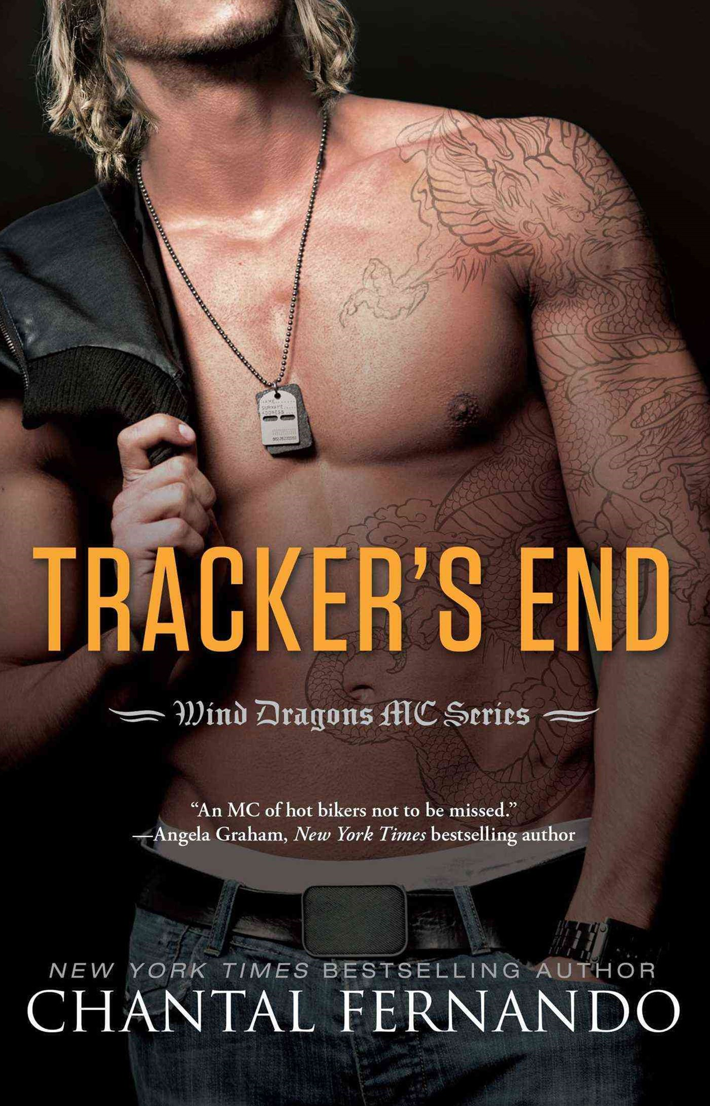 Wind Dragons Motorcycle Club: Tracker's End
