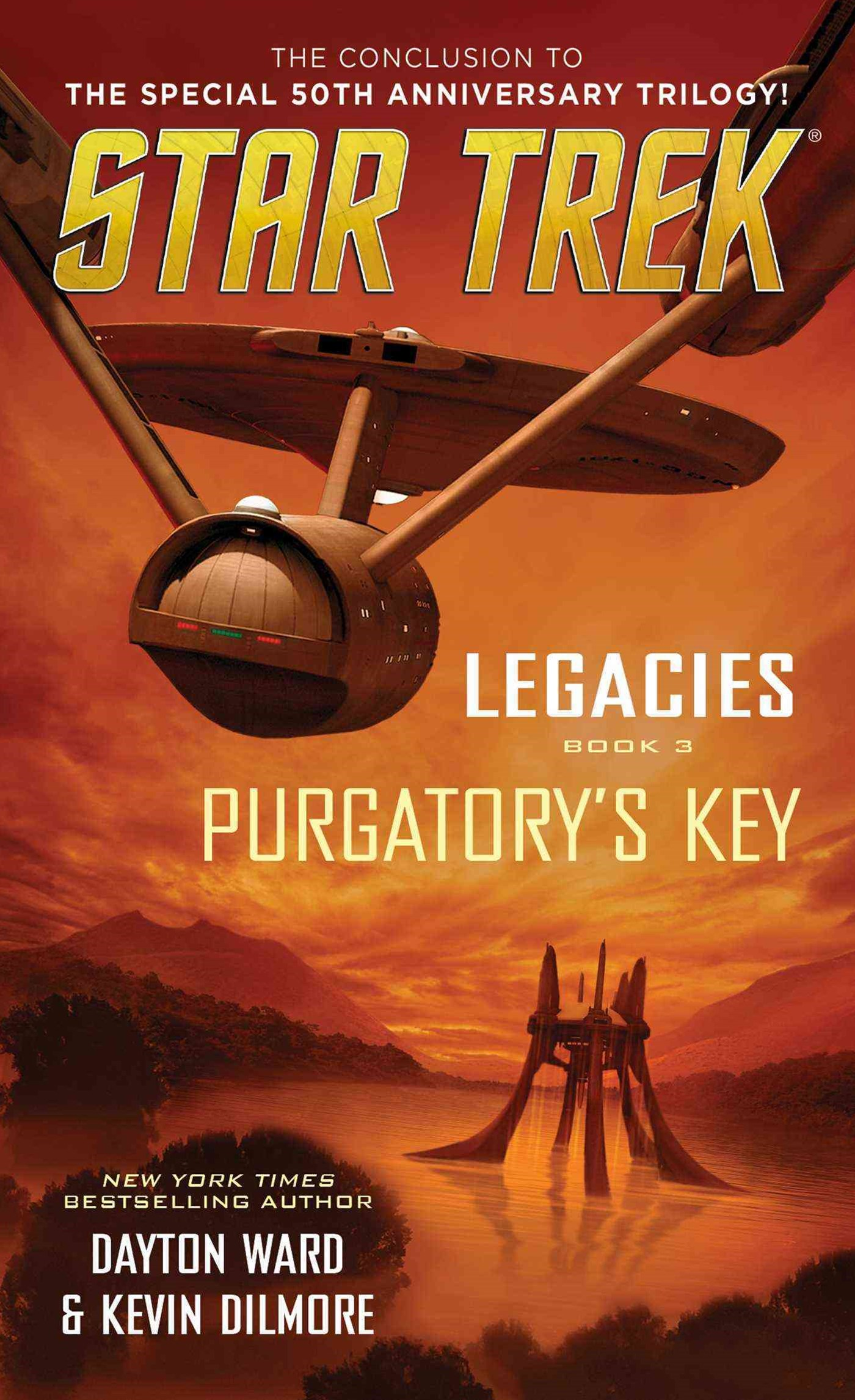 Star Trek: Legacies: Book #3: Purgatory's Key