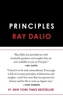 Principles: Life and Work by Ray Dalio (9781501124020) - HardCover - Business & Finance Careers