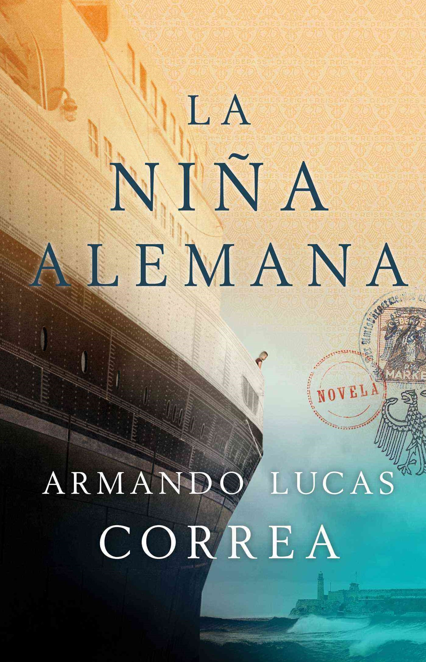Lani+¦a alemana (The German Girl Spanish edition): Novela