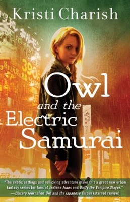 (ebook) Owl and the Electric Samurai