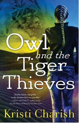 (ebook) Owl and the Tiger Thieves