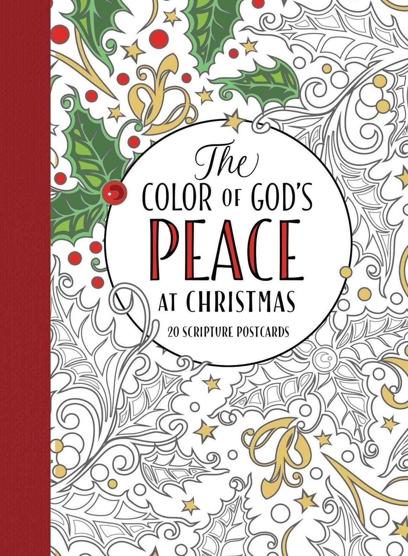 Color of God's Peace at Christmas