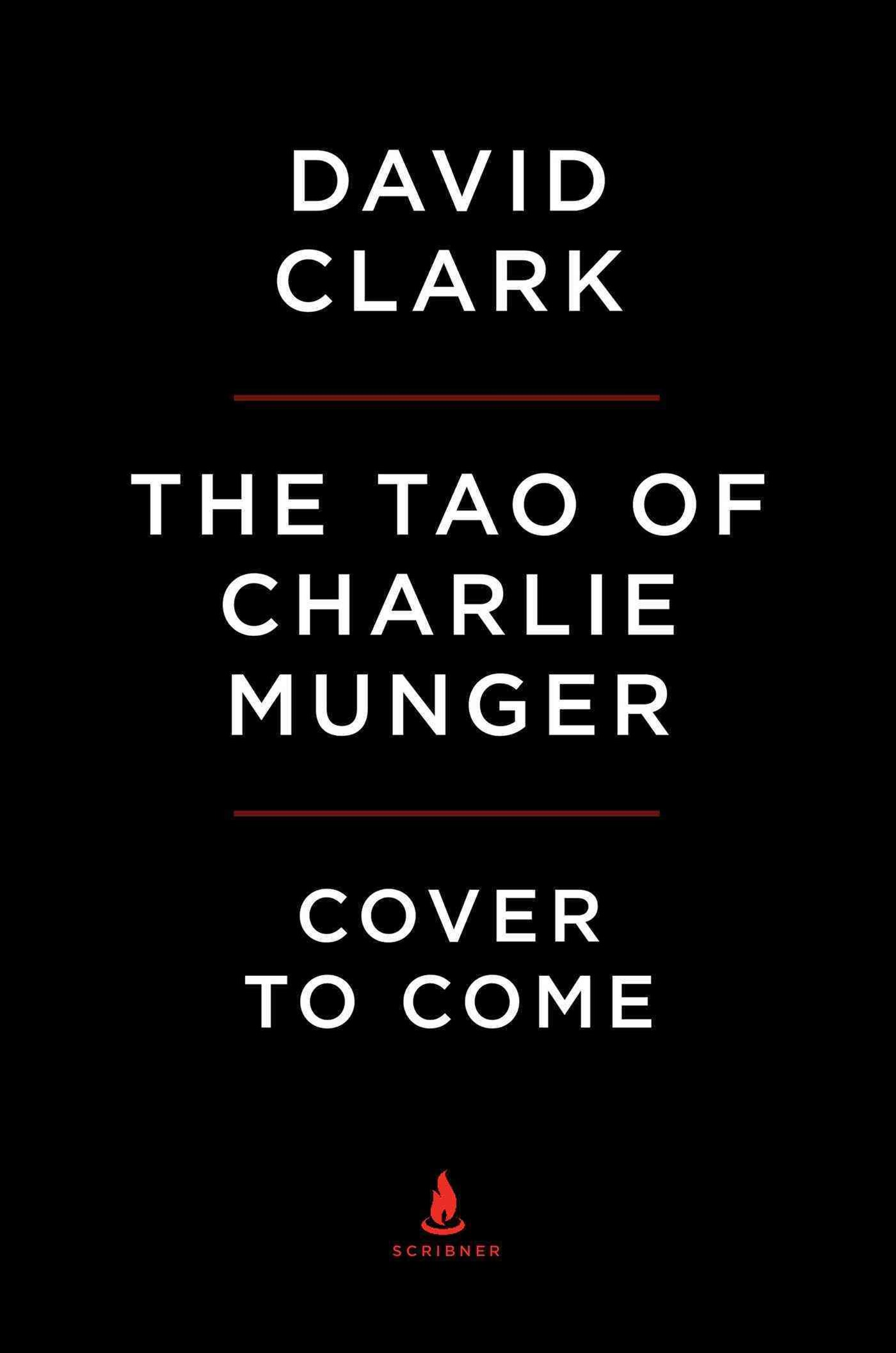 Tao Quotes | Dymocks Tao Of Charlie Munger A Compilation Of Quotes From