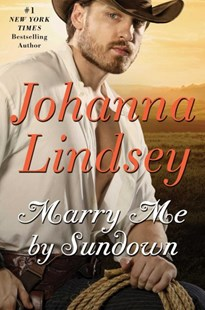 Marry Me by Sundown by Johanna Lindsey (9781501162237) - HardCover - Romance Historical Romance