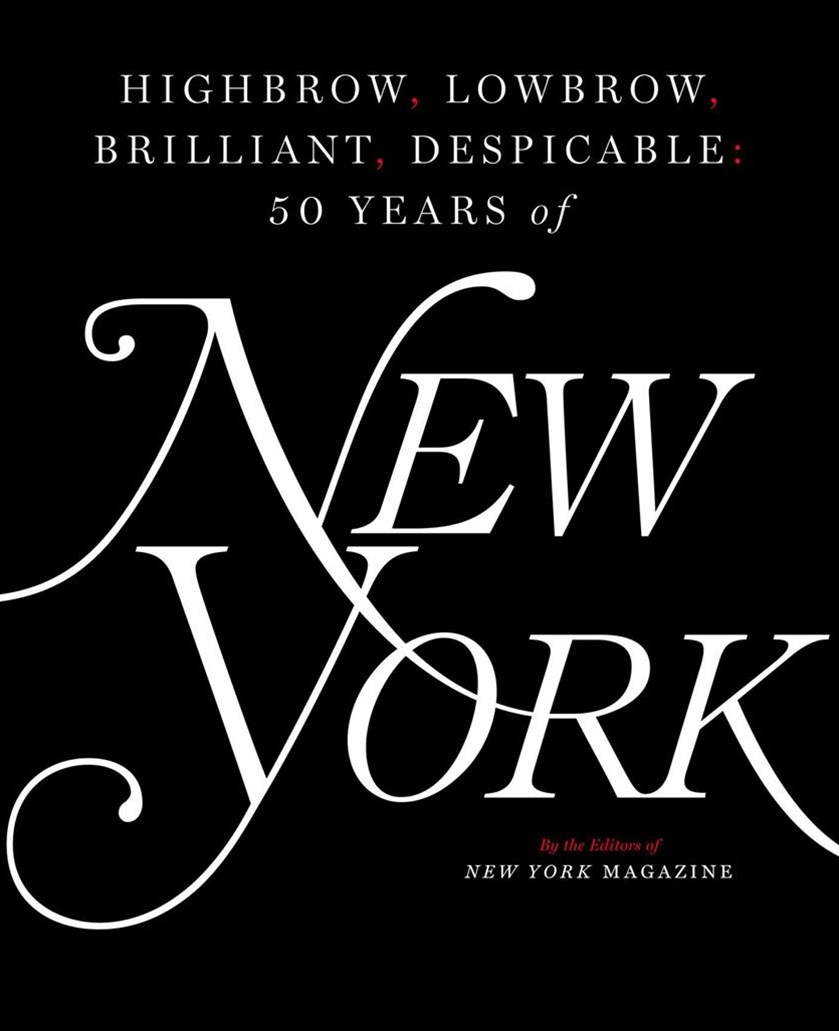 Fifty Years of New York Magazine