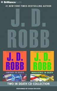 J. D. Robb Collection - Fantasy in Death and Indulgence in Death - Crime Mystery & Thriller