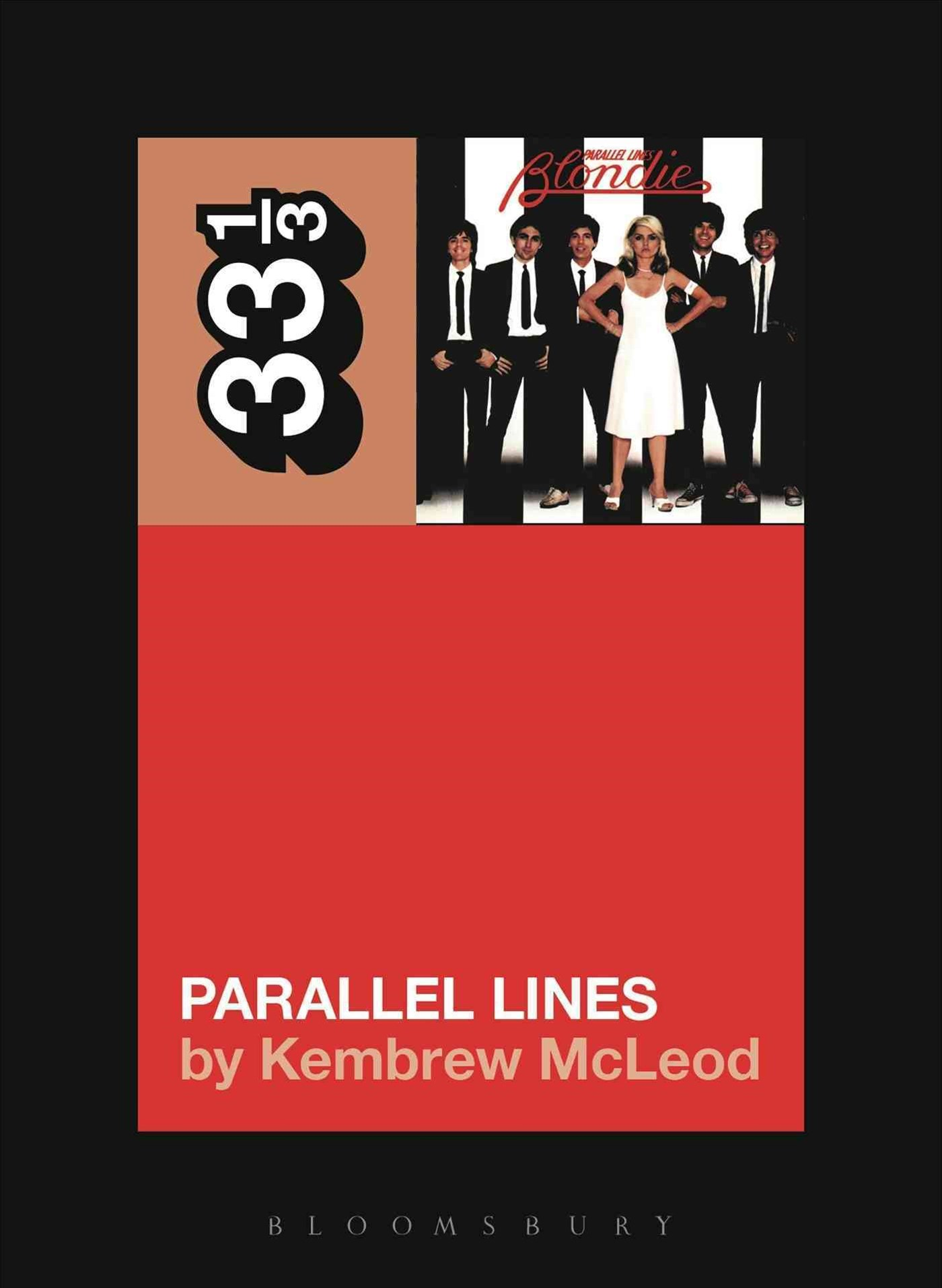 Blondie's Parallel Lines