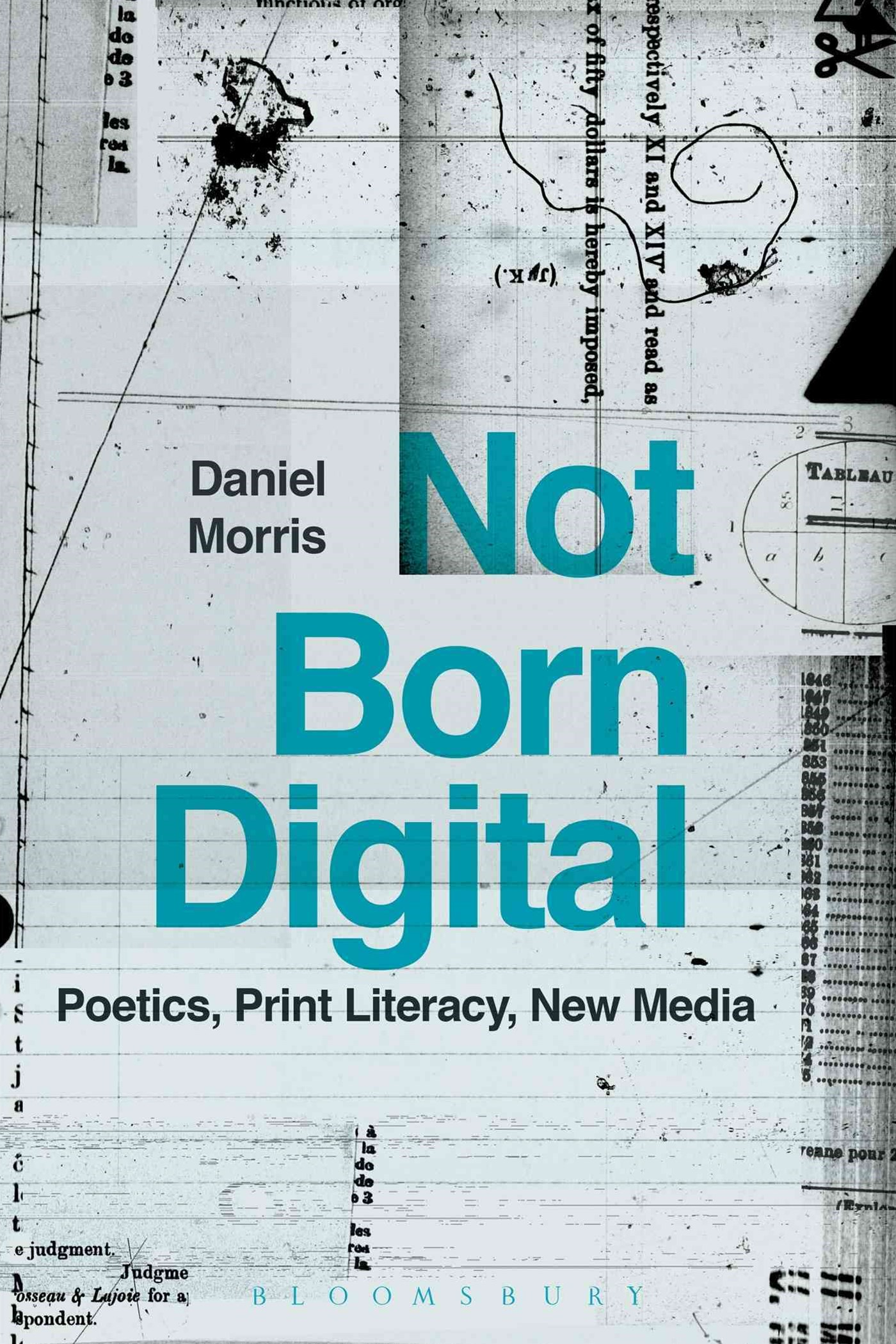 Not Born Digital