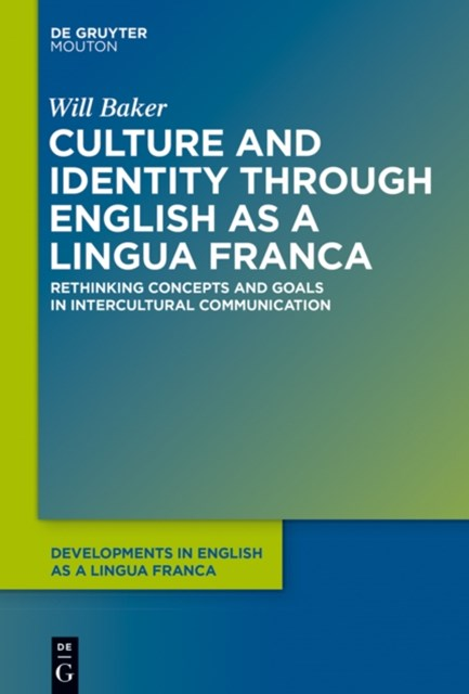 (ebook) Culture and Identity through English as a Lingua Franca
