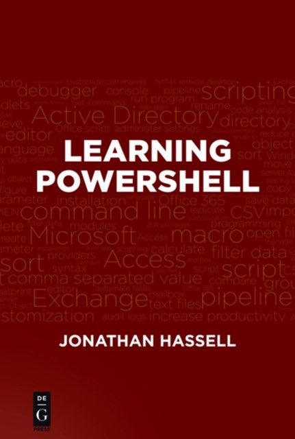 (ebook) Learning PowerShell