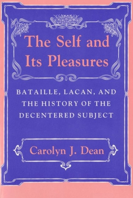 Self and Its Pleasures