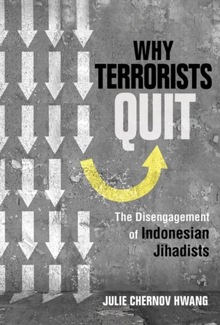 (ebook) Why Terrorists Quit
