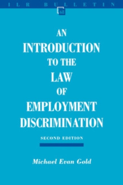 (ebook) Introduction to the Law of Employment Discrimination