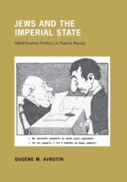 (ebook) Jews and the Imperial State