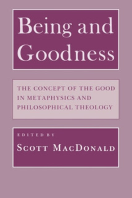 (ebook) Being and Goodness