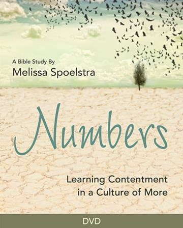 Numbers - Women's Bible Study Dvd