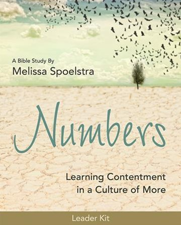 Numbers--Women's Bible Study Leader Kit
