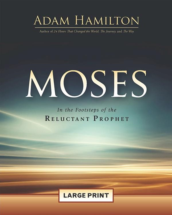 Moses [Large Print]