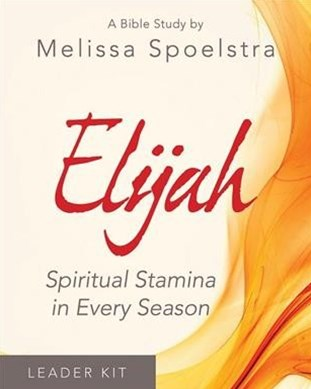 Elijah - Women's Bible Study Leader Kit