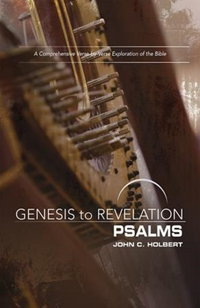 Genesis to Revelation: Psalms Participant Book